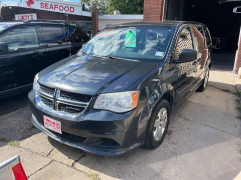 2013 Dodge Grand Caravan for sale at Frank's Garage in Linden NJ