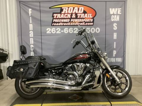 2014 Yamaha V-Star for sale at Road Track and Trail in Big Bend WI