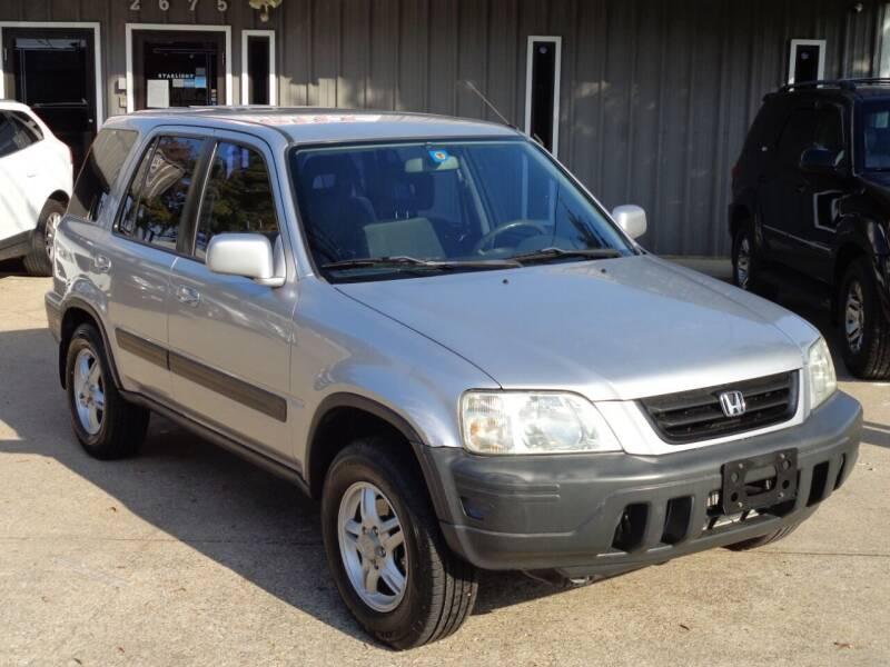 2001 Honda CR-V for sale at Auto Starlight in Dallas TX
