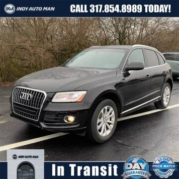 2013 Audi Q5 for sale at INDY AUTO MAN in Indianapolis IN