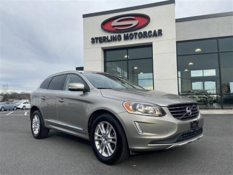 2014 Volvo XC60 for sale at Sterling Motorcar in Ephrata PA