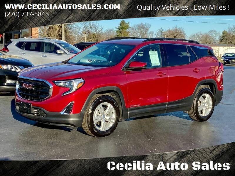 2018 GMC Terrain for sale at Cecilia Auto Sales in Elizabethtown KY