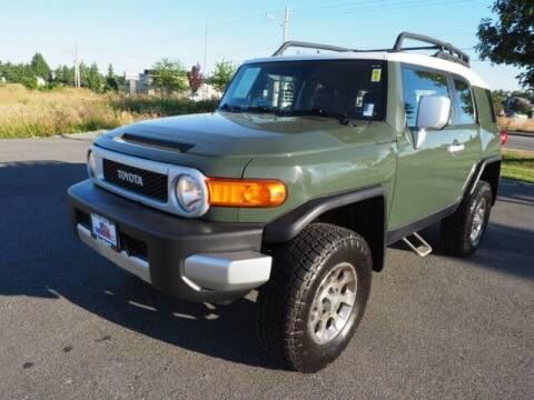 2012 Toyota FJ Cruiser for sale at Karmart in Burlington WA