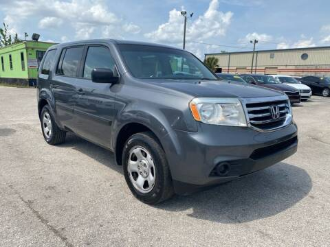 2012 Honda Pilot for sale at Marvin Motors in Kissimmee FL