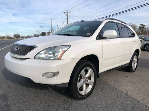 2004 Lexus RX 330 for sale at Mega Autosports in Chesapeake VA