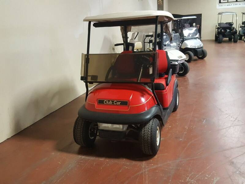 2010 Club Car Precedent for sale at ADVENTURE GOLF CARS in Southlake TX