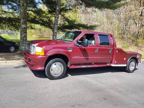 2000 Ford F-450 Super Duty for sale at Patriot Truck Center in Johnston RI