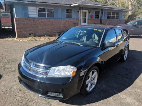 2013 Dodge Avenger for sale at Ebert Auto Sales in Valdosta GA