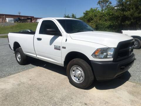2014 RAM Ram Pickup 2500 for sale at Clayton Auto Sales in Winston-Salem NC
