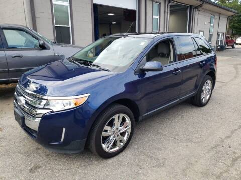 2012 Ford Edge for sale at Topham Automotive Inc. in Middleboro MA