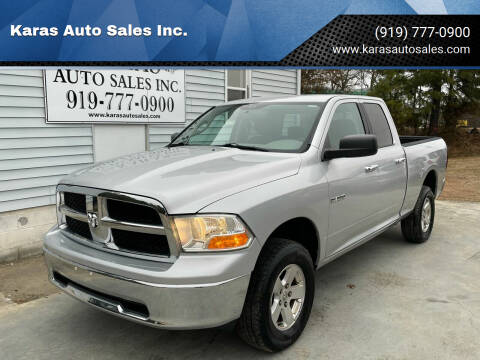 2010 Dodge Ram Pickup 1500 for sale at Karas Auto Sales Inc. in Sanford NC