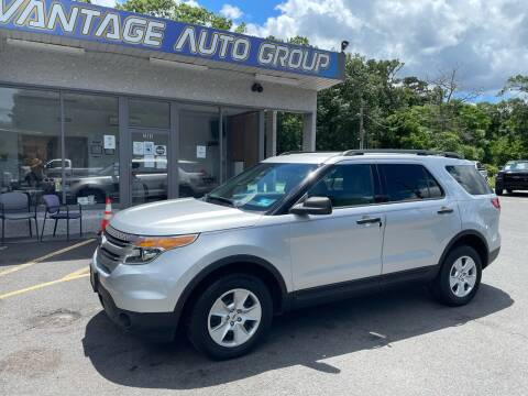 2014 Ford Explorer for sale at Vantage Auto Group in Brick NJ