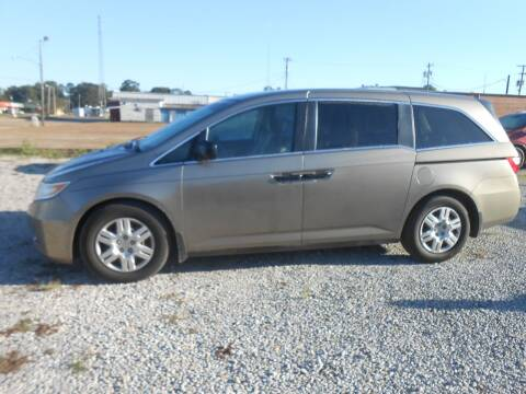 2011 Honda Odyssey for sale at RANDY'S AUTO SALES in Oakdale LA