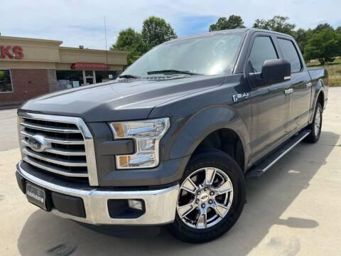 2015 Ford F-150 for sale at Gwinnett Luxury Motors in Buford GA