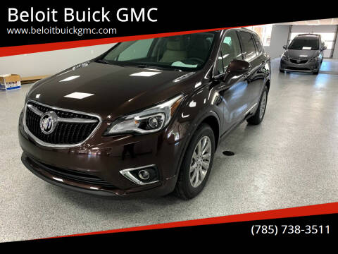 2020 Buick Envision for sale at Beloit Buick GMC in Beloit KS