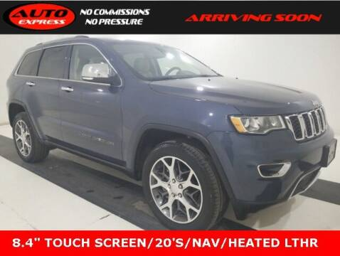 2020 Jeep Grand Cherokee for sale at Auto Express in Lafayette IN