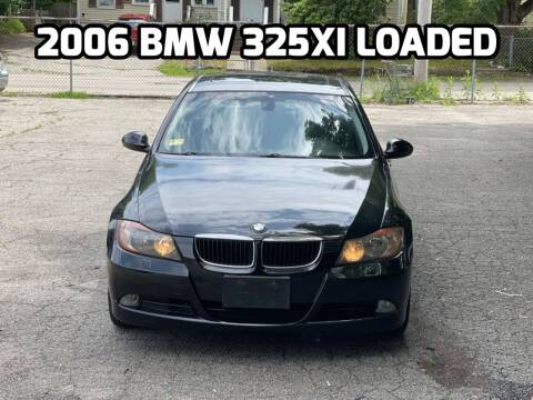 2006 BMW 3 Series for sale at Emory Street Auto Sales and Service in Attleboro MA