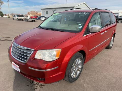 2009 Chrysler Town and Country for sale at De Anda Auto Sales in South Sioux City NE