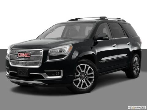 2013 GMC Acadia for sale at PATRIOT CHRYSLER DODGE JEEP RAM in Oakland MD