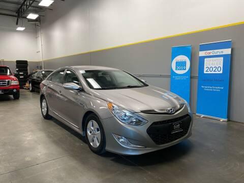 2011 Hyundai Sonata Hybrid for sale at Loudoun Motors in Sterling VA