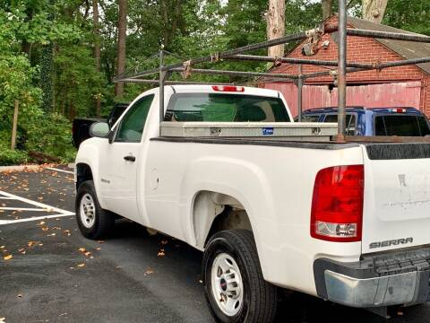 2010 GMC Sierra 2500HD for sale at XCELERATION AUTO SALES in Chester VA