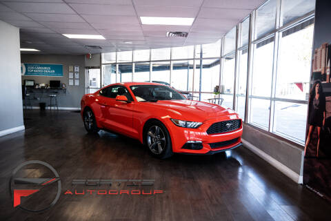 2016 Ford Mustang for sale at Fortis Auto Group in Las Vegas NV