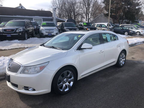 2011 Buick LaCrosse for sale at CPM Motors Inc in Elgin IL