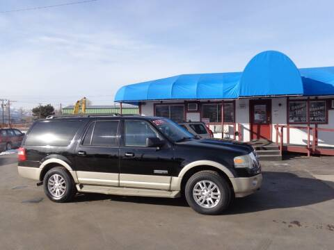2008 Ford Expedition EL for sale at Jim's Cars by Priced-Rite Auto Sales in Missoula MT