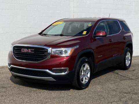 2018 GMC Acadia for sale at TEAM ONE CHEVROLET BUICK GMC in Charlotte MI