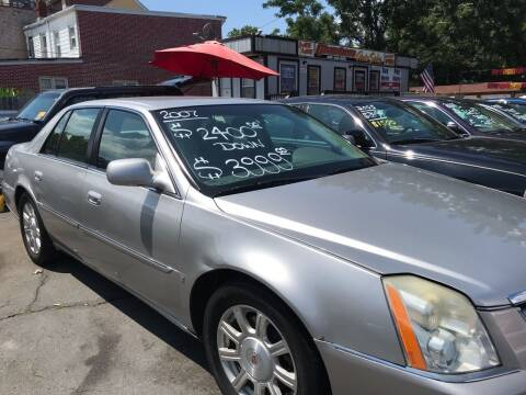2007 Cadillac DTS for sale at Chambers Auto Sales LLC in Trenton NJ