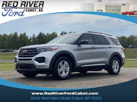 2020 Ford Explorer for sale at RED RIVER DODGE - Red River of Cabot in Cabot, AR