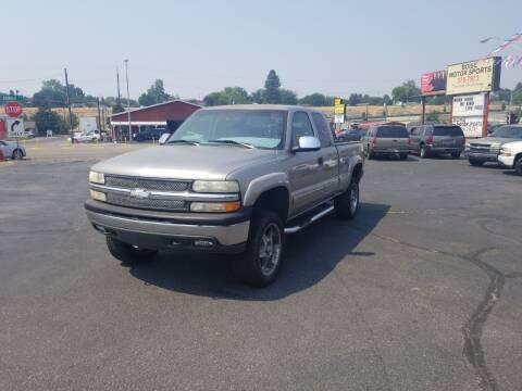 1999 Chevrolet Silverado 1500 for sale at Boise Motor Sports in Boise ID