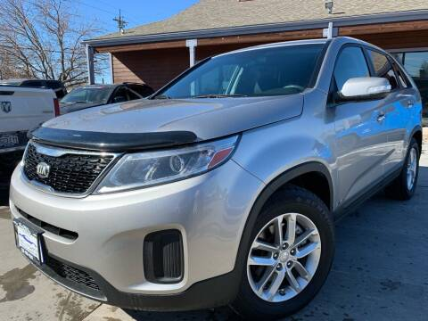 2014 Kia Sorento for sale at Global Automotive Imports of Denver in Denver CO