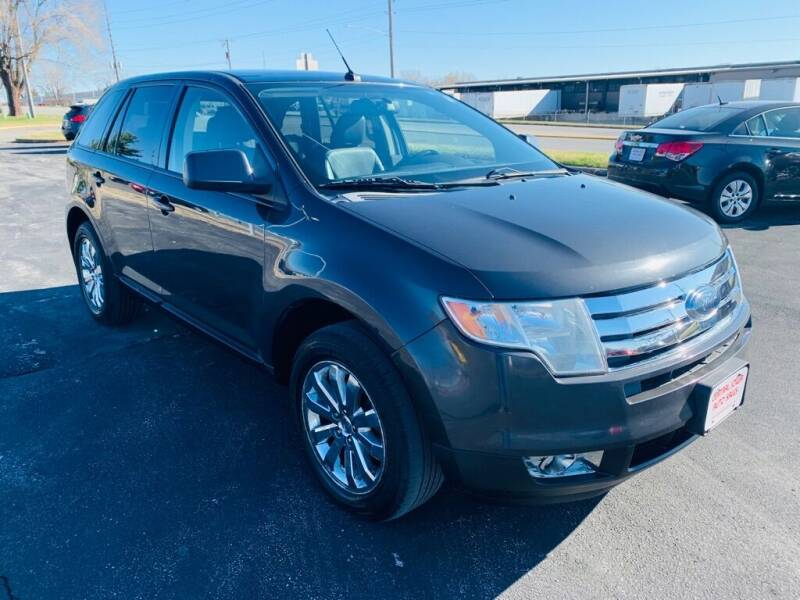 2007 Ford Edge for sale at Central Iowa Auto Sales in Des Moines IA