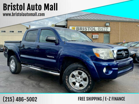 2008 Toyota Tacoma for sale at Bristol Auto Mall in Levittown PA