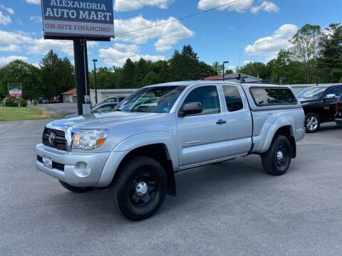 2011 Toyota Tacoma for sale at Alexandria Auto Mart LLC in Alexandria PA