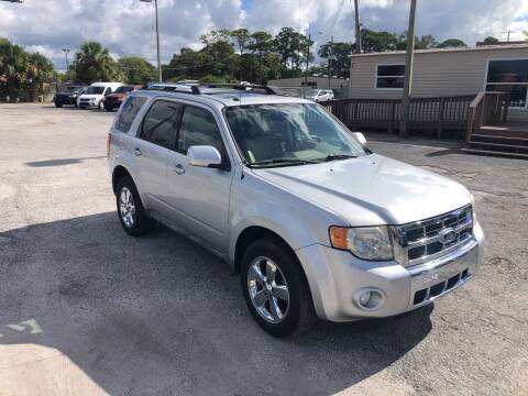 2010 Ford Escape for sale at Friendly Finance Auto Sales in Port Richey FL