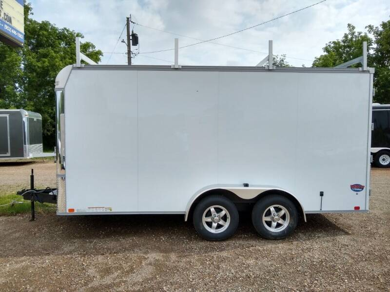 2021 United Trailers UXT 7x16 for sale at Thurk Bros Auto in St Bonifacius MN