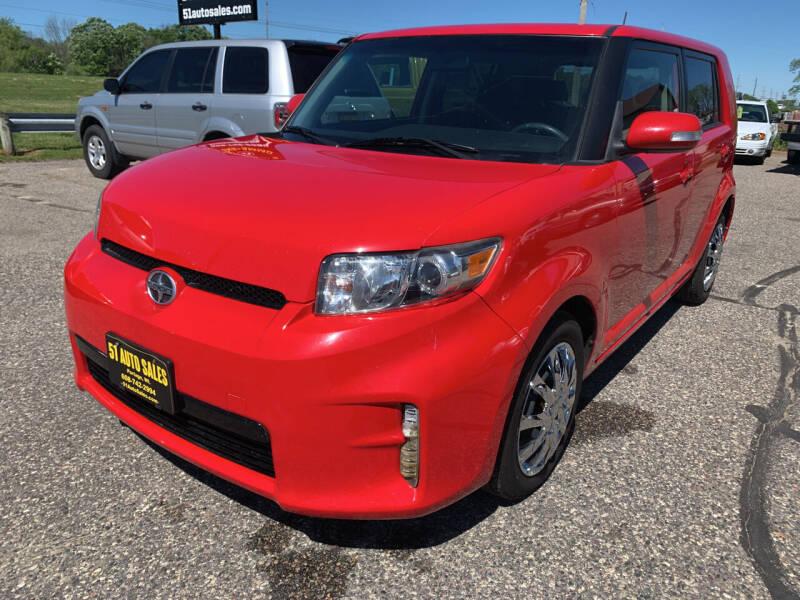 2013 Scion xB for sale at 51 Auto Sales Ltd in Portage WI