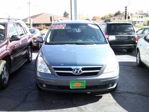2007 Hyundai Entourage for sale at JIMS AUTO MART INC in Milwaukee WI
