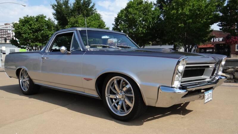 1965 Pontiac ELCOGTO for sale at Klemme Klassic Kars in Davenport IA