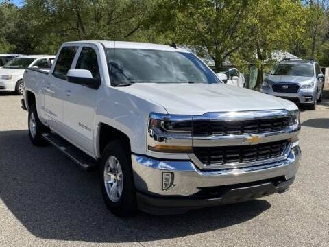 2018 Chevrolet Silverado 1500 for sale at K&M Wayland Chrysler  Dodge Jeep Ram in Wayland MI