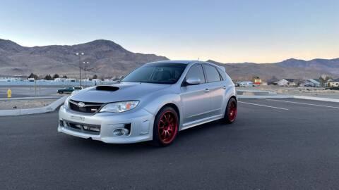 2014 Subaru Impreza for sale at Freds Auto Sales LLC in Carson City NV