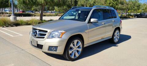 2011 Mercedes-Benz GLK for sale at International Motors in San Pedro CA