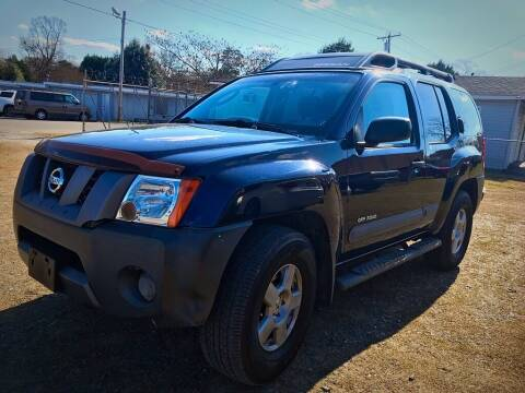 2006 Nissan Xterra for sale at Cutiva Cars in Gastonia NC