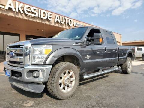 2016 Ford F-350 Super Duty for sale at Lakeside Auto Brokers in Colorado Springs CO