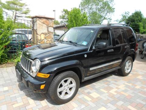 2007 Jeep Liberty for sale at Precision Auto Sales of New York in Farmingdale NY