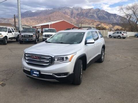 2018 GMC Acadia for sale at Orem Auto Outlet in Orem UT