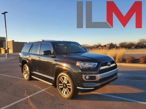 2015 Toyota 4Runner for sale at INDY LUXURY MOTORSPORTS in Fishers IN