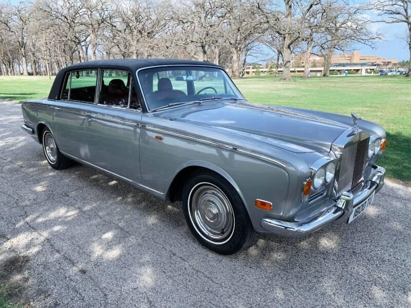 1971 Rolls-Royce Silver Shadow for sale at Park Ward Motors Museum - Park Ward Motors in Crystal Lake IL